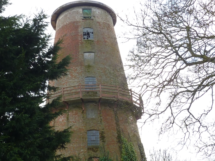 Sutton Mill, Norfolk as it is today